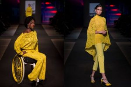 "Milano Fashion Week Inclusive 2018, in passerella sfilano top model disabili professionisti: ""Evento unico"""